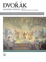 Slavonic Dances, Opus 72