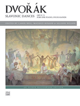 Dvorak: Slavonic Dances, Opus 72