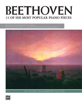 Beethoven: 13 of His Most Popular Piano Pieces