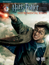 Harry Potter Instrumental Solos, Selections from t