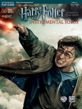 <i>Harry Potter</i> Instrumental Solos