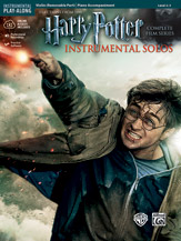 <i>Harry Potter</i> Instrumental Solos for Strings