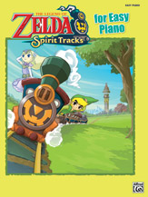 The Legend of Zelda : Spirit Tracks for Easy Piano