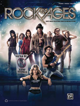 Various : Rock of Ages: Movie Selections : Solo : Songbook : 038081443003  : 00-39478