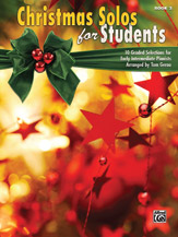 Christmas Solos for Students, Book 2