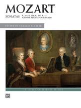 Mozart: Sonatas for One Piano, Four Hands