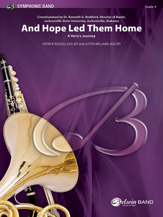 And Hope Led Them Home: E-flat Contrabass Clarinet
