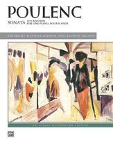 Poulenc, Sonata