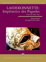 Laideronnette: Imperatrice des Pagodes (from <i>Ma mere l'oye </i>)
