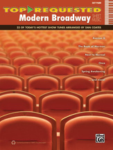 Top-Requested Modern Broadway Hits