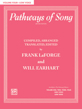Pathways of Song, Volume 4