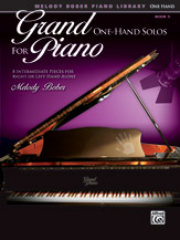 Grand One-Hand Solos for Piano, Book 5
