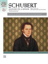 Allegro in A Minor, Opus 144 ('Lebenssturme')