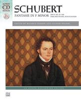 Fantasie in F Minor, Opus 103, D. 940