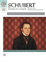 Rondo in A Major, Opus 107, D. 951