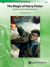 The Magic of Harry Potter