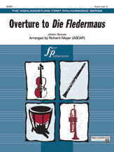 Overture to <i>Die Fledermaus</i>