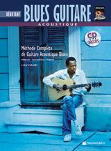 Acoustique Blues Guitare Debutante [Beginning Acoustic Blues Guitar]