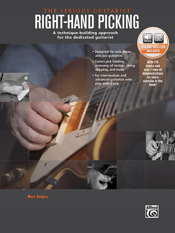 The Serious Guitarist: Right-Hand Picking