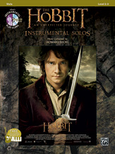 <i>The Hobbit: An Unexpected Journey</i> Instrumental Solos for Strings