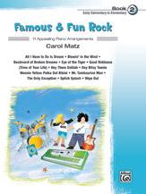 Famous & Fun Rock, Book 2
