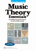 Mini Music Guides: Music Theory Essentials