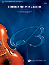 Sinfonia No. 9 in C Major
