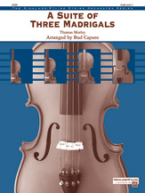 A Suite of Three Madrigals