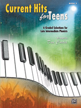 Current Hits for Teens, Book 3