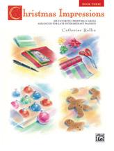 Christmas Impressions, Book 3