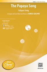 Greg Gilpin : The Papaya Song : Showtrax CD : 038081467634  : 00-41683