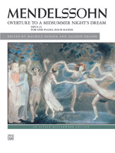 Overture to <i>A Midsummer Night's Dream,</i> Opus 21