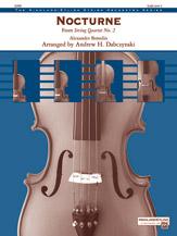 Nocturne (from <i>String Quartet No. 2</i>)