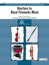 Overture to <i>Royal Fireworks Music</i>