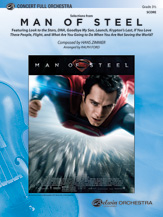 <i>Man of Steel,</i> Selections from