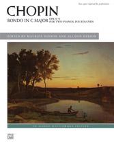 Chopin, Rondo in C Major, Opus 73