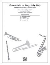 Concertato on Holy, Holy, Holy: 1st & 2nd Trombones