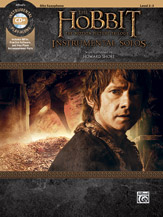 The Hobbit: The Motion Picture Trilogy Instrumental Solos