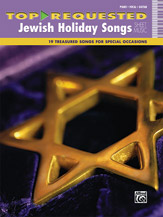 Top-Requested Jewish Holiday Songs Sheet Music