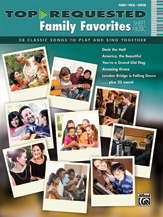 Top-Requested Family Favorites Sheet Music