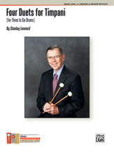 Four Duets for Timpani