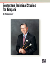 Seventeen Technical Studies for Timpani