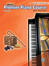 Premier Piano Course, Jazz, Rags & Blues 4