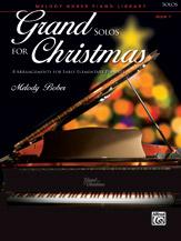 Grand Solos for Christmas, Book 1