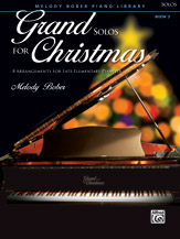 Grand Solos for Christmas, Book 3