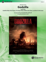 <i>Godzilla,</i> Selections from