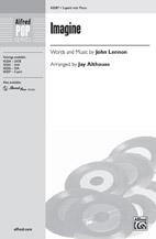 Jay Althouse : Imagine : Showtrax CD : 038081487502  : 00-43208