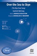 Over the Sea to Skye : SAB : Douglas E. Wagner : Sheet Music : 00-43213 : 038081487557