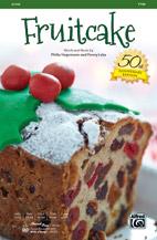 Fruitcake : TTBB : Penny Leka : Penny Leka : Sheet Music : 00-43390 : 038081489315