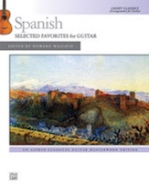 Spanish: Selected Favorites for Guitar